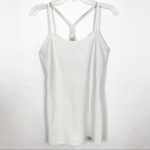 Lululemon | Tank Top | 10 | White